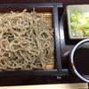 九一蕎麦 そば源 - 料理写真:九一そば小盛り 300円