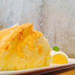 オブスキュラ - 柚子のシフォンケーキ