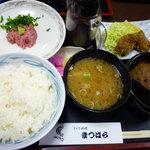 さかな料理まつばら - ランチA 1580円