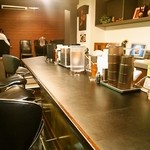 175°DENO〜担担麺〜 - 閉店間際で、お店は空いてました