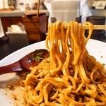 175°DENO〜担担麺〜 - 担担麺 汁無 痺れる(麺)