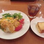 LoBoS - サラダとデザート