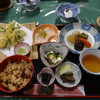 くじゅう野の花の郷 - 料理写真:野の花郷御膳