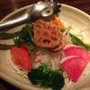 常夜燈 - 料理写真:常夜燈サラダ