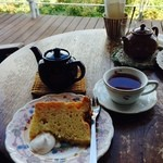 Tea Room ピース堂 -
