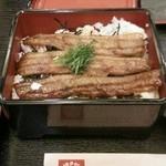 寿の鈴なり館 - たち重(太刀魚蒲焼き丼)1080円