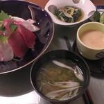 みはらし - 海鮮丼1,700円