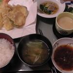 みはらし - 天ぷら膳1,500円