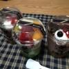 ケーニヒス クローネ - 料理写真:カップケーキ(チョコベリーと、抹茶)