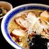 豊 - 料理写真:背脂チャーシュー麺とたまご飯