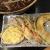 そば切り 高陣 - 料理写真:野菜天。