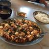 竜苑 - 料理写真:麻婆豆腐定食の麻婆豆腐大盛