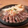 テキサスキングステーキ - 料理写真:テキサスステーキ120g