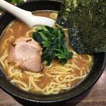 麺達うま家 - ラーメン 大盛 780円