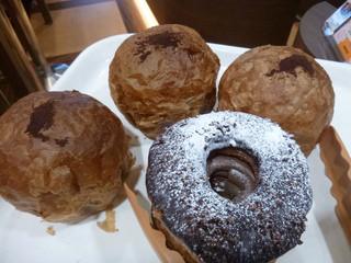 ロイズ - チョコ系パンを購入〜