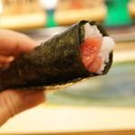 北辰鮨 - 鉄火巻き