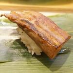 北辰鮨 - 何かの炙り