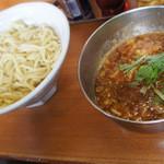 麺家 とき田 - 【再訪】辛いつけめん