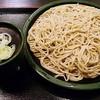 ゆで太郎 - 料理写真:もりそば 260円 (2014/1) (''b