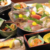 築地 味の浜藤 醍醐味 - 料理写真:6000円コース