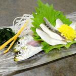 いわし舟 - 料理写真: