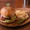 Island Burgers - 料理写真:ベーコンエッグチーズバーガー
