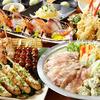 鳥どり - 料理写真:厳選冬素材と串鍋の宴 料理12品2時間【贅沢】飲み放題付き