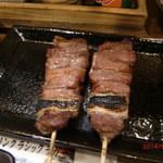 まる串 - たんもと190円