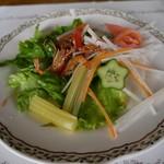 マジェンタ - 季節のサラダ