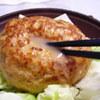 薪 - 料理写真:溢れるスープつくね(570円)です。