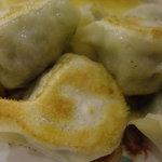 明楽 - 料理写真:厚皮、多分水餃子にあう。