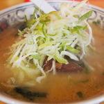 味の味噌一 - 580円『味噌ラーメン(小)』2014.11