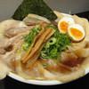 珍龍軒 - 料理写真:煮卵入りチャー周面