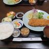 とんかつ蘭 - 料理写真:富士金華ロースカツ定食(150g)2,500円(税抜き)