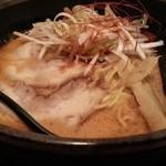 世界の龍ちゃんよしき坊 - 坦々麺 2014.11