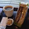 スターバックス・コーヒー - 料理写真:サンドイッチと本日のコーヒー