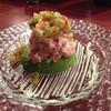 和洋旬菜厨房 雨音ダイニング - 料理写真:カニとアボカドのサラダ。