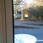 Cafe 5884 - 窓からの風景