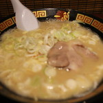 一蘭 - 料理写真:基本のラーメン