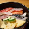 地酒と三陸魚料理 花祭り - 料理写真:海鮮チラシ・地魚大漁盛り