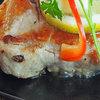レストハウス山はた - 料理写真:「十勝産豚ロース厚焼きステーキ」 1,420円