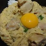 32860618 - 炭火焼鶏の親子丼
