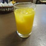 海坊厨 - オレンジジュース