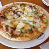 ベンガル - 料理写真:ミックスピザ