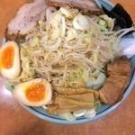 東京ラーメン大番 - 制覇ラーメン890円