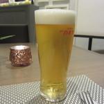 ルセット - まずは生ビール