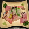 魚心 - 料理写真:おまかせ刺盛り