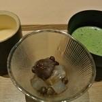 茶洒 金田中 - 夜のコース \5,000