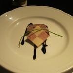 たてしな薫風 - 料理写真:アミューズ