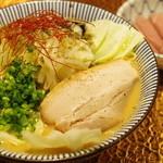 メンショー トーキョー - 味噌ラーメン(冬季限定)